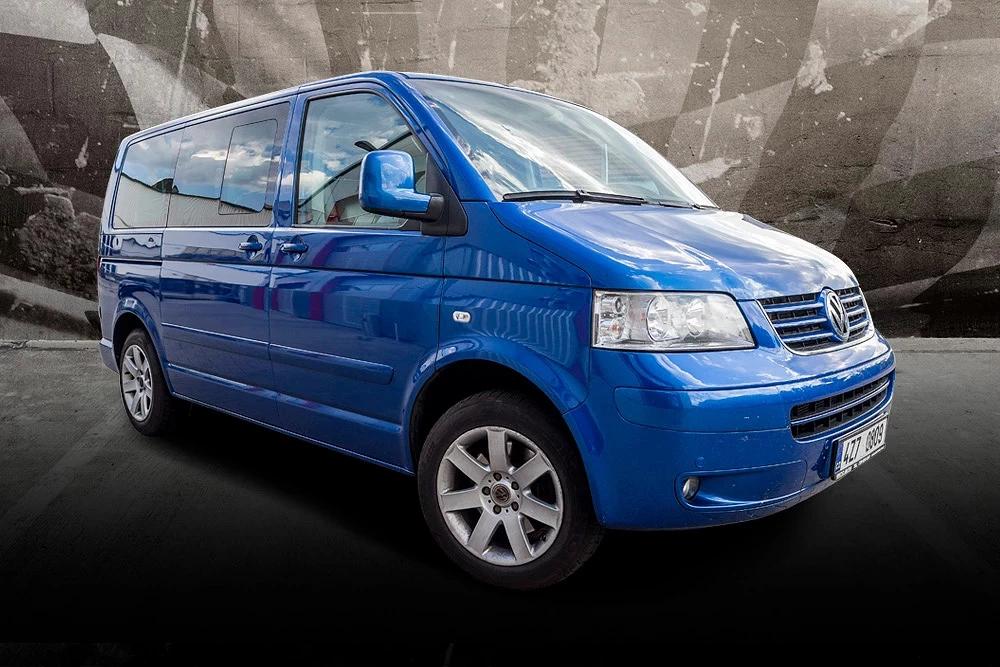 Volkswagen Multivan 2,5 TDi Image