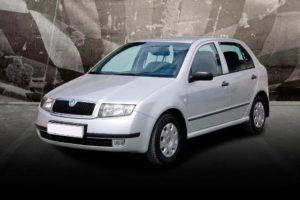 Škoda Fabia 1,9 SDi Image